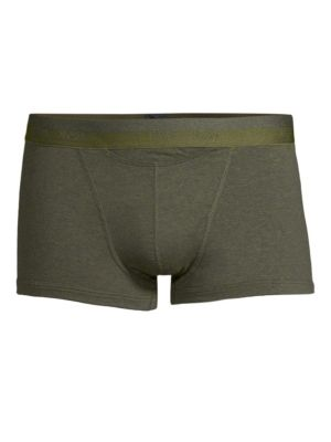HOM Ho1 Boxer Briefs in Olive