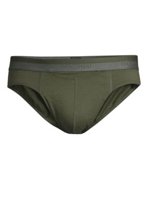 HOM Ho1 Mini Brief in Olive