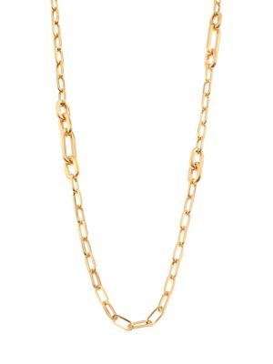 Roberto Coin 18k Yellow Gold Chain Necklace