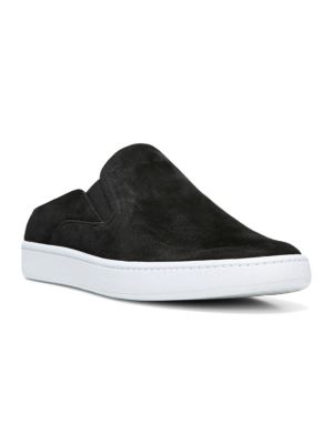 Vince Suedes Verrell Leather Backless Skate Sneakers
