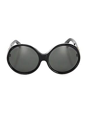 7f698ee27 Saint Laurent - SL M1 60MM Round Sunglasses - saks.com