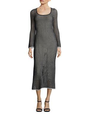 Buy Derek Lam Long Sleeve Flare Dress online with Australia wide shipping