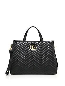 2a06aff1c Gucci - GG 2.0 Marmont Matelassé Leather Top-Handle Tote