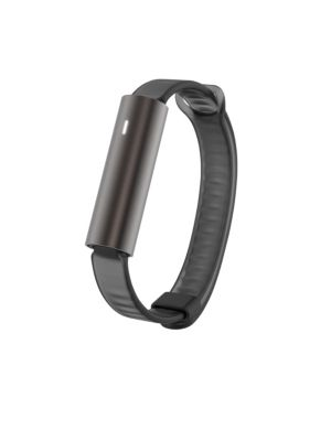 MISFIT Ray Stainless Steel Fitness & Sleep Tracker in Black