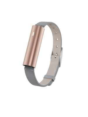 MISFIT Ray Rose Goldtone Stainless Steel Fitness & Sleep Tracker in Grey