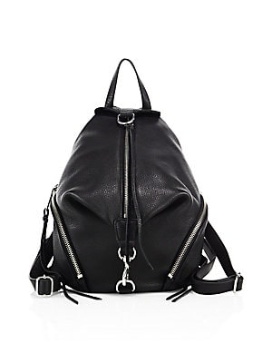 198510acc Rebecca Minkoff - Medium Julian Leather Backpack - saks.com