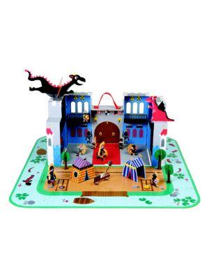 Pretend Play Fantastic Castle
