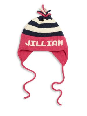 Personalized Babys Toddlers  Kids Personalized Flap Hat