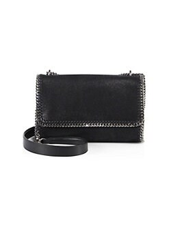 d3e727ed9b7d9 QUICK VIEW. Stella McCartney. Falabella Shaggy Deer Crossbody Bag