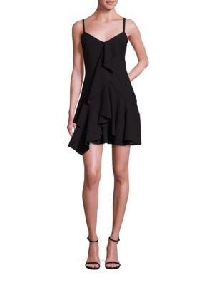 Zahara Ruffle Dress