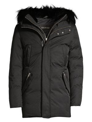 Edward Fur Lined Jacket