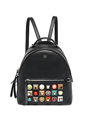 Fendi Monster Backpack Saks