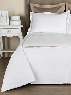 69d8bb239b Product image. QUICK VIEW. Frette. Hotel Classic Egyptian Cotton Duvet Cover