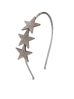 Girls Crystal Star Headband