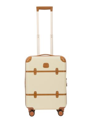 Bellagio 2.0 21-Inch Rolling Carry-On - Metallic, Cream