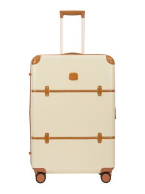 Bellagio 2.0 30-Inch Rolling Spinner Suitcase - Brown in White