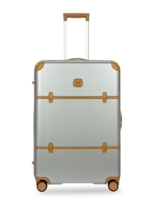 Bellagio 2.0 30-Inch Rolling Spinner Suitcase - Metallic, Silver
