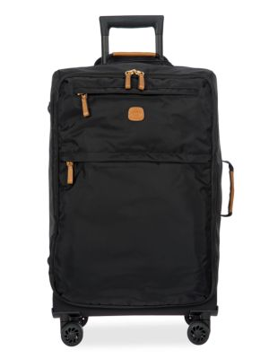 X-Bag 25-Inch Spinner Suitcase - Black