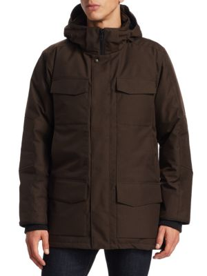 Canada Goose  Solid Windmere Down Coat