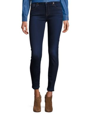 The B(Air) Ankle Skinny Jeans in Blue