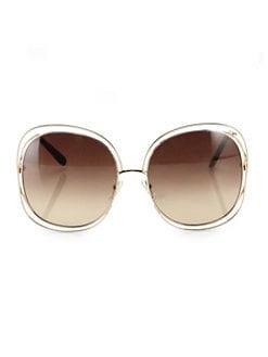 9b69b97281e Resort Sunglasses Editorial - Chloé - saks.com