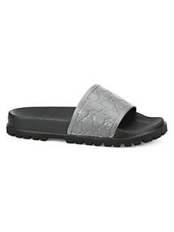 9943953cd75 Gucci. Gucci Signature Slide Sandal