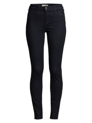 L Agence Marguerite High Rise Skinny Jeans