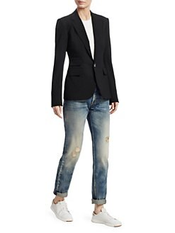 26edf65cbd Iconic Style Parker Wool Jacket BLACK · Product image. Ralph Lauren  Collection