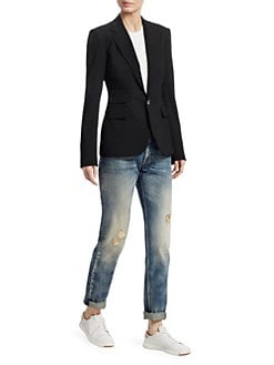 019c4c2252 Iconic Style Parker Wool Jacket BLACK · Product image. Ralph Lauren  Collection