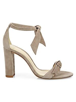 d6a37c4ef5e Schutz - Cadey-Lee Suede Ankle-Strap Sandals - saks.com