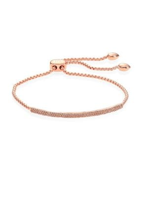 Monica Vinader Bracelets Fiji Mini Bar Bracelet