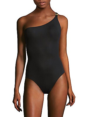 17292bb578 Melissa Odabash - One-Piece Seychelles One-Shoulder Swimsuit - saks.com