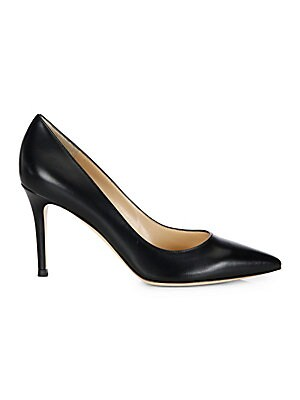 722f0dd75b6e Jimmy Choo - Romy Patent Leather Point Toe Pumps - saks.com