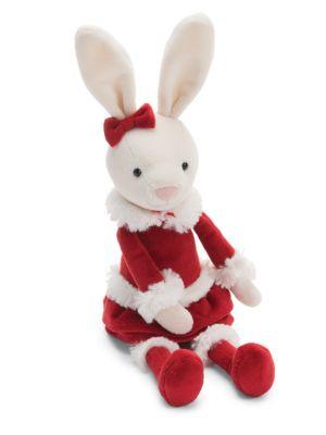 Christmas Bitsy Plush Toy