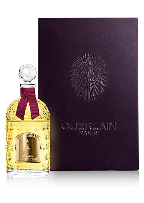Image of A delicate and timeless olfactory poem. Aldehyde floral. Rare, feminine, timeless. Top notes: aldehydes. Heart notes: rose, jasmine. Base notes: vanilla, woody notes, iris. 4.2 fl. oz. Made in France.