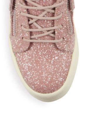 GIUSEPPE ZANOTTI Glitters Maylondon Glitter Sneakers