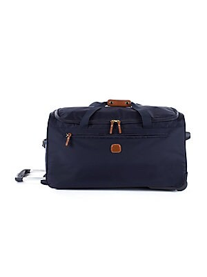 "Image of A travel essential designed with plenty of zip compartments to keep you organized Top handle, 2.5"" drop Dual carry handles, 10"" drop Telescopic locking handle, 16"" drop Detachable, adjustable shoulder strap 9""-25"" drop Zip-around closure One outer zip poc"