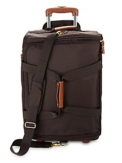 0b940bbdd5d962 Product image. QUICK VIEW. Bric's. 21-Inch Rolling Duffel Bag