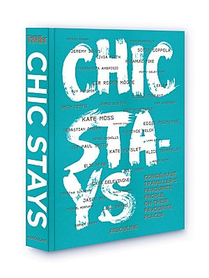 Image of Chic Stays takes the reader on an exciting journey to the world's most beautiful hotels and interesting people like actors, writers, musicians, and models. It puts forth thirty-six personal tales and exotic photographs of the heavenly locations on the pla