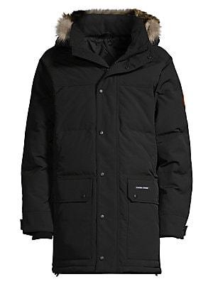 canada goose mens jacket saks