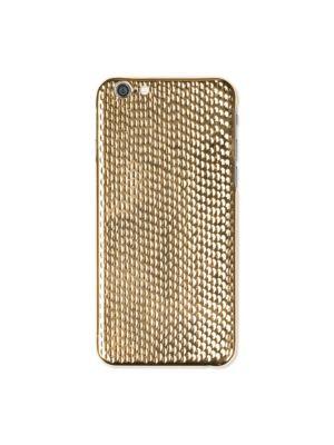 LA MELA Cobra Iphone 6 & 6S Case in Yellow Gold