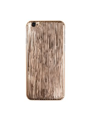 LA MELA Pioggia Iphone 6 & 6S Case in Pink Gold