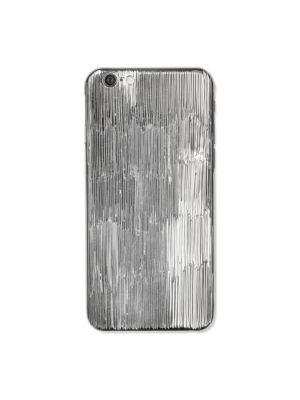 LA MELA Pioggia Iphone 6 & 6S Case in White Gold