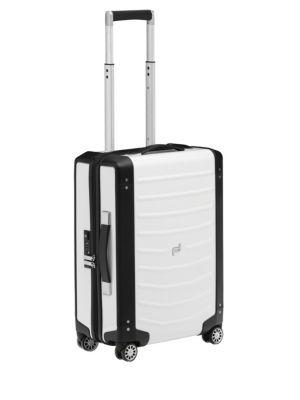 PORSCHE DESIGN Small Roadster Hardcase Trolley in White
