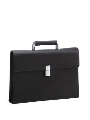 PORSCHE DESIGN French Classic 3.0 Briefbag in Black
