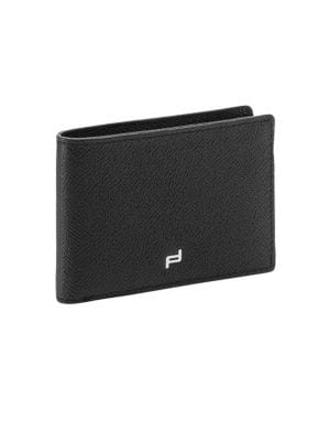 PORSCHE DESIGN French Classic 3.0 Leather Wallet in Black