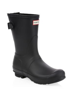Hunter Original Short Rubber Rain Boots