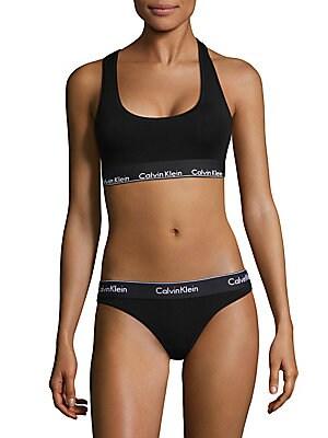 b64b7a1658 Calvin Klein Underwear - Excite Triangle Bra - saks.com