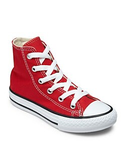 Kid s Chuck Taylor All Star Core High-Top Sneakers RED. QUICK VIEW. Product  image. QUICK VIEW. Converse f9b29543a