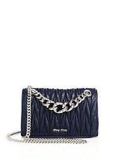 Miu Miu Shoulder Bag Price